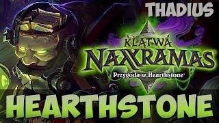 Hearthstone: Klątwa Naxxramas #35 - Heroiczny Thadius (HC Rewir Konstruktów)