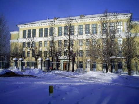 Школе №4 в честь 60-летия - с любовью!