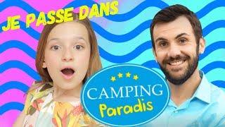 Je passe à la télé demain soir sur TF1, CAMPING PARADIS un épisode à ne pas manquer !
