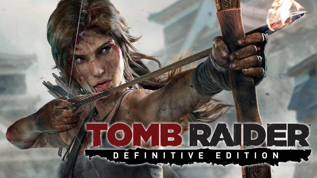 Tomb Raider 2013 Wallpaper Hd Tomb Raider Definitive Edition Announce Trailer Ps4