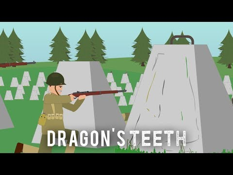 Dragons Teeth (World War II Tech)