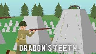 Dragons Teeth (World War II Tech)