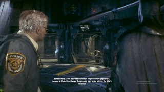 Batman Arkham Knight Blind Live Play Episode 3