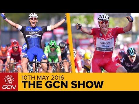 Return Of A Sprint King? Giro D'Italia 2016 | The GCN Show Ep. 174