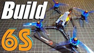 6S Racing Quad Build : Hyperlite 2207 1722kv, Hyperlite F4 OSD, Aikon AK32, Foxeer Micro Predator thumbnail