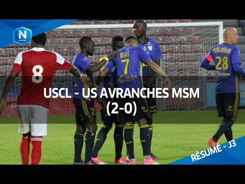 Download Youtube: J3 : USCL - US Avranches MSM (2-0), le résumé