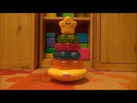 FISHER PRICE Little SUperstar Classical Stacker