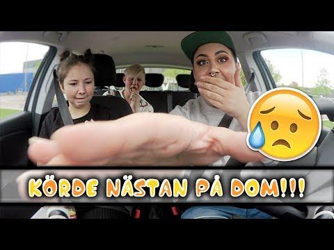 Är jag verkligen Sveriges sämsta bilförare? | vlogg