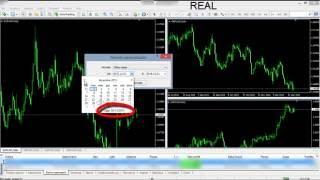 Guadagni Forex - Equity Line REALE (12 MESI di operatività)