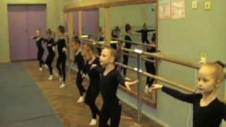 2010-12-24 Волгоград СДЮСШОР №21 Хореография Открытый урок