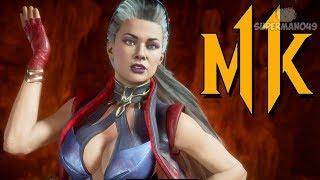 "The Worst Kombat League Player Of All Time! - Mortal Kombat 11: ""Sindel"" Gameplay"