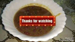"Zero oil cooking recipes ""Rajma ki sabji"""
