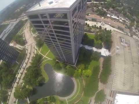 British Petroleum BP Facility Energy Corridor Houston Texas