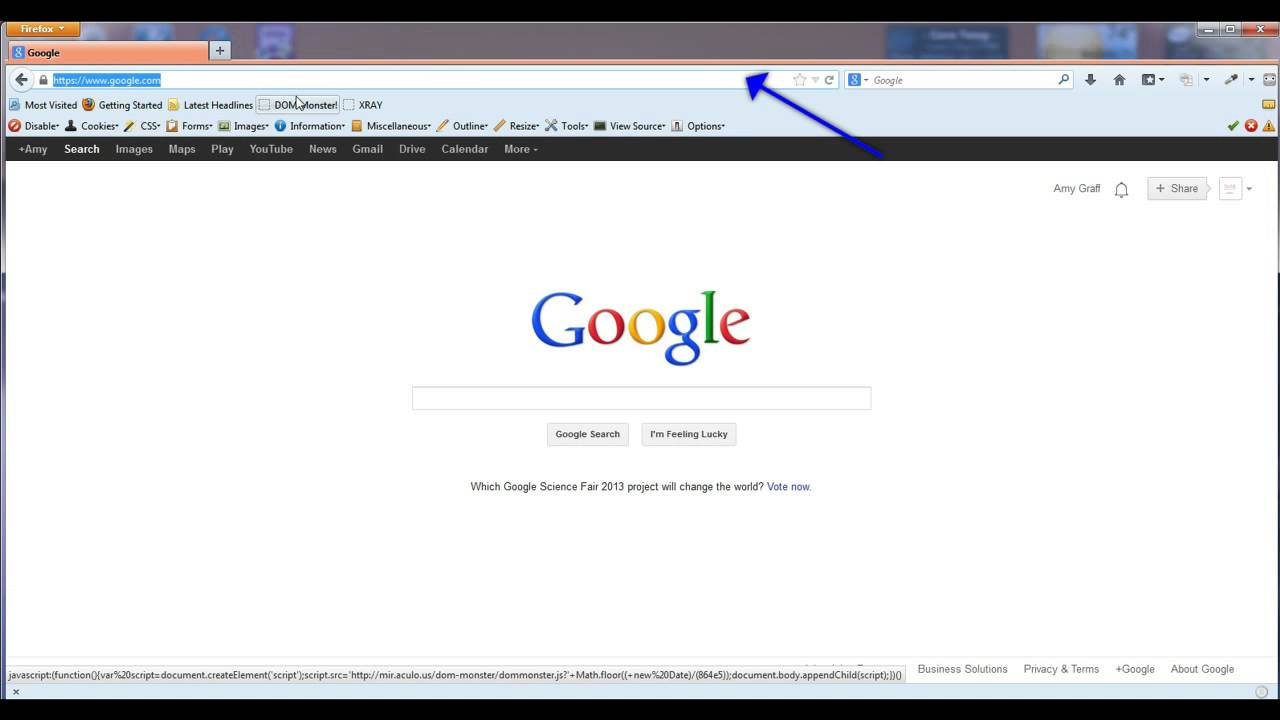 url是什么_How to Find the URL - YouTube