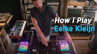 How I Play: EeĮke Kleijn's live setup