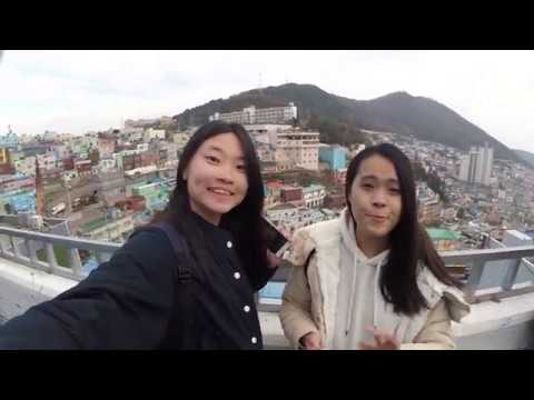 韓國之旅 Part 1 - 釜山篇 | Korea Trip Part 1 - Busan Ver.