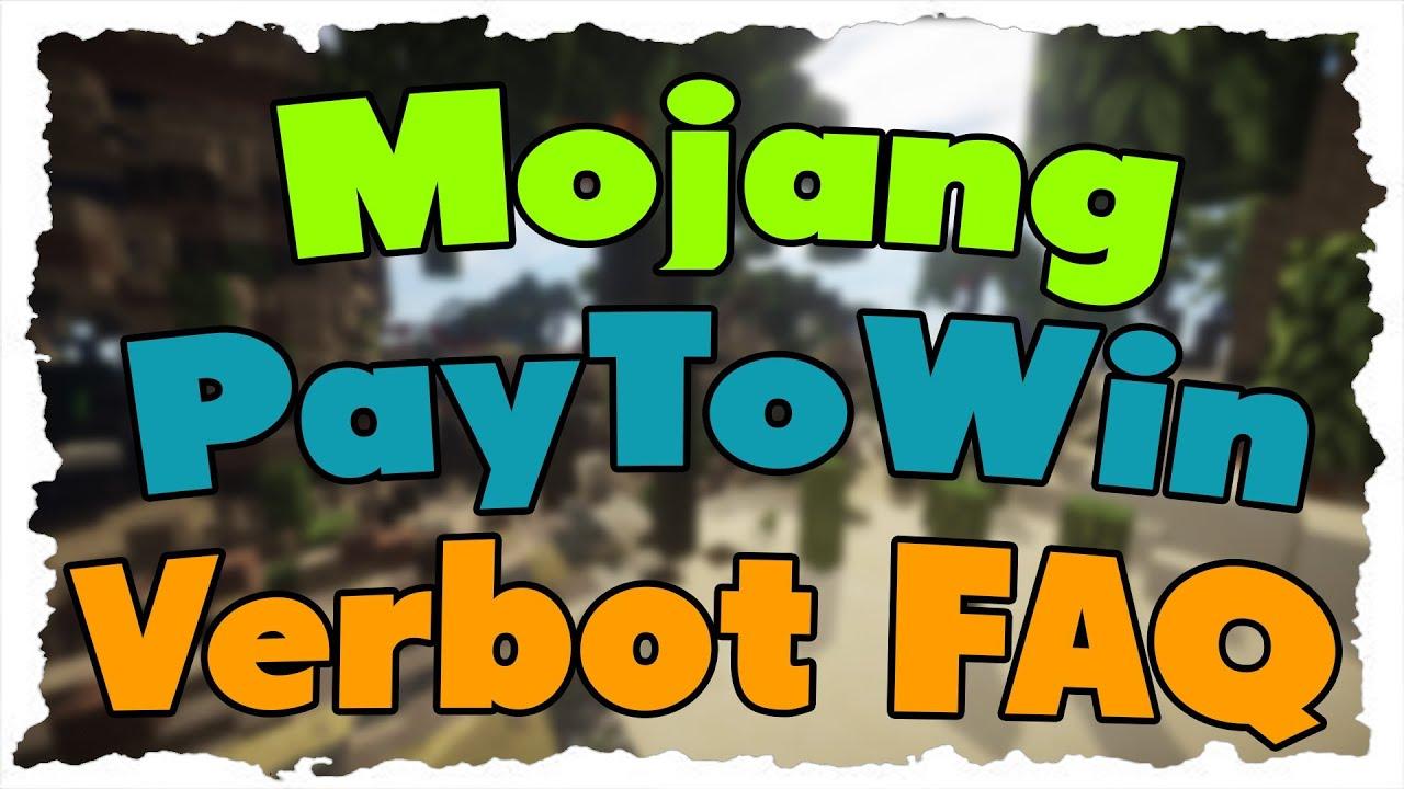 Jetzt Auch Minecraft Mods Verboten Mojang Faq Premium Weg