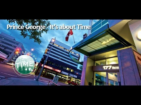 Prince George - It's About Time