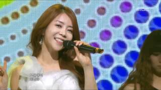 Yeon Ji Hoo - Go Go Sister, 연지후 - 언니가 간다, Music Core 20120303