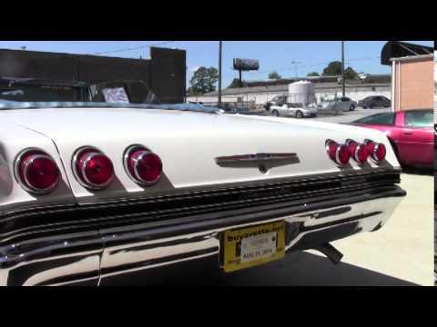 1965 Impala SS 396325hp Convertible  YouTube