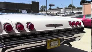 1965 Impala SS 396/325hp Convertible