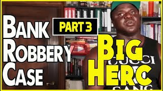 Getting caught during bank robbery in Los Angeles & getting sentenced to 10 years (pt.3of3)