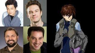 Anime Voice Comparison- Heero Yuy (Mobile Suit Gundam)
