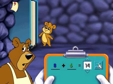 Reader Rabbit 1st Grade Full Walkthrough