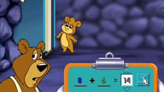 Reader Rabbit 1st Grade Full Walkthrough