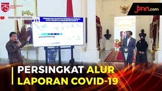 Sistem Bersatu Lawan Covid Persingkat Alur Laporan - JPNN.com