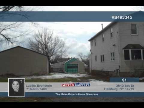 3643 5th St Hamburg, NY Homes for Sale | wnymetro.com