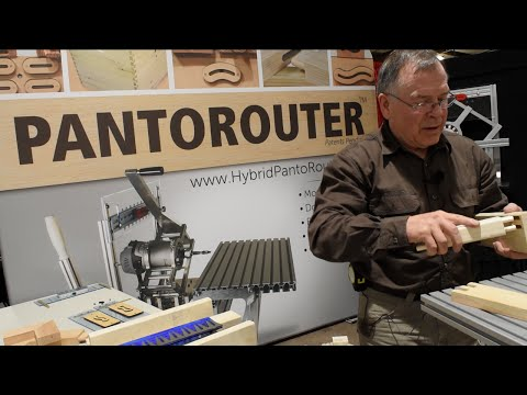 Pantorouter Reloaded