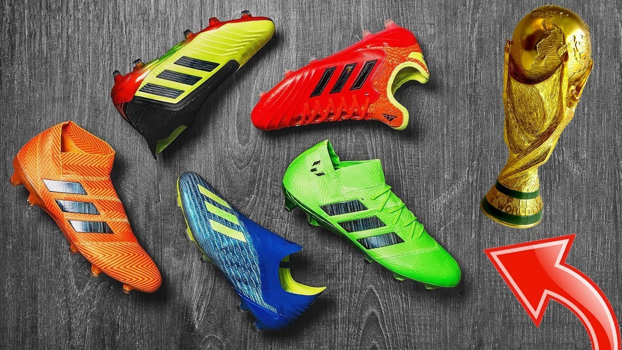 New World Cup adidas Football Boots! Energy Mode Pack