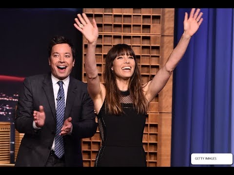 Jessica Biel Punches Jimmy Fallon Over Justin Timberlake: Afternoon Sleaze