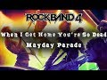 Rock Band 4 ~ When I Get Home You're So Dead By Mayday Parade ~ Expert ~ Full Band