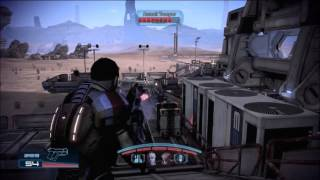 Mass Effect 3: Amplified Concussive Shot with Incendiary Ammo detonates its own Fire Explosions 2