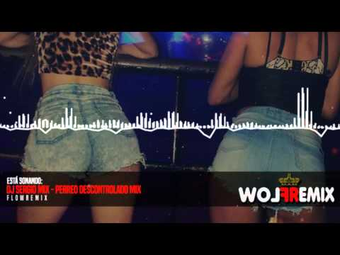 DJ Sergio Mix - Perreo Descontrolado Mix (Flowremix 2016)