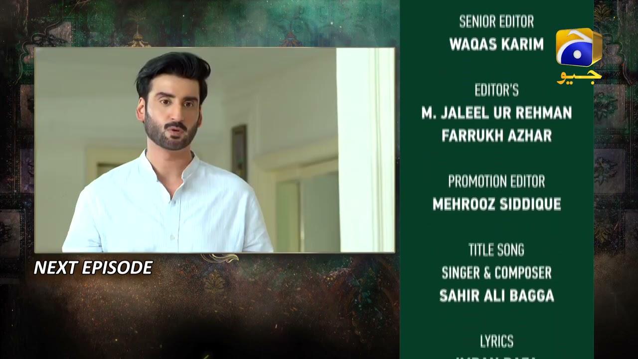 Mujhe Khuda Pay Yaqeen Hai - Ep 88 Teaser - 20th April 2021 - HAR PAL GEO