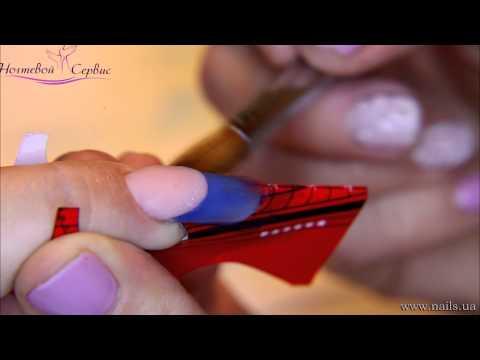 Пайп ногти. Технология наращивания.