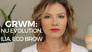 GRWM: Easy Summer Look Ft. Nu Evolution, Ilia, EcoBrow