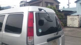 Видео-тест автомобиля Toyota Lite Ace Noah (серебро, 3S-FE, SR50-0108182)