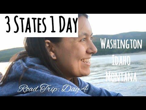 Pacific Northwest Road Trip: Washington, Idaho, & Montana (Day 4)