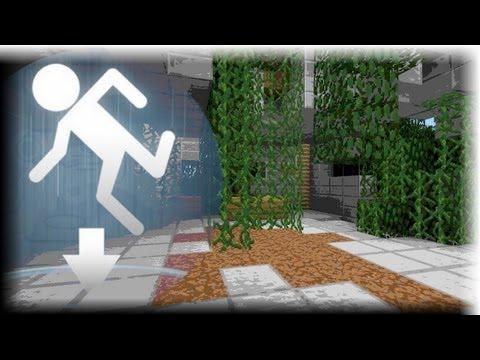 Скачать Entire Aperture Laboratories для Minecraft