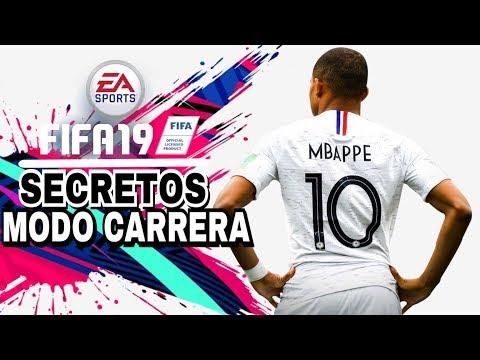 FIFA 19 - 10 FUNCIONES OCULTAS QUE TE ENCANTARÁN DEL MODO CARRERA