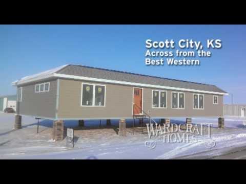 Wardcraft Scott City, KS showhome