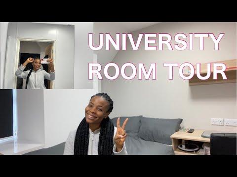 UNIVERSITY STUDIO ROOM TOUR | PRIVATE ACCOMMODATION