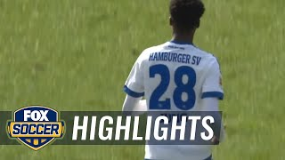 Video Gol Pertandingan Hannover 96 vs Hamburger SV