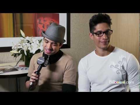 Chino Y Nacho Q&A @ 2012 Billboard Latin Music Conference