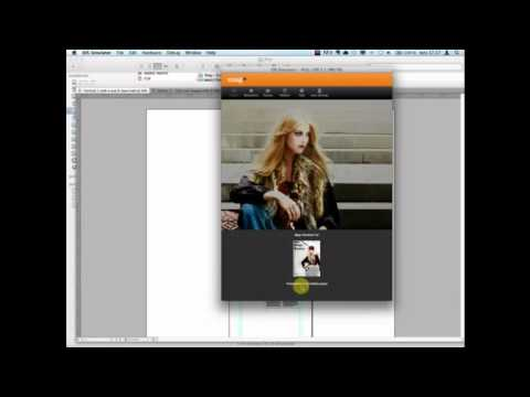 Create your first iPad or Kindle Fire app