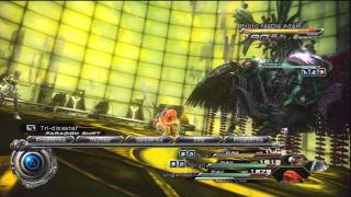 Final Fantasy XIII-2 - Boss: Proto fal'Cie